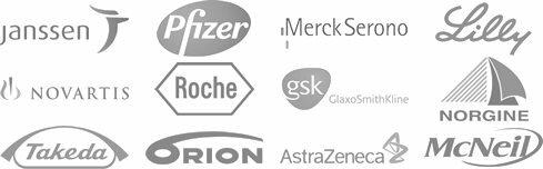 Muitas marcas de produtos farmacêuticos reconhecidos são comercializados no Treated