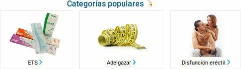 La mayoría de los productos y tratamientos vendidos en Dokteronline en España