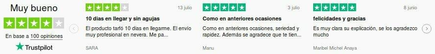 Opiniones de Dokteronline España: testimonios y prueba antes de comprar